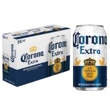 Corona Extra 24pk Can