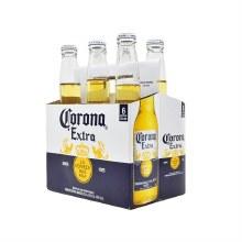 Corona Extra 16oz 4pk Can