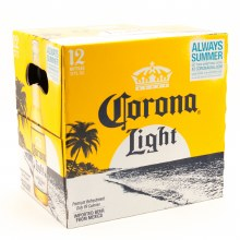 Corona Light 12pk Bt