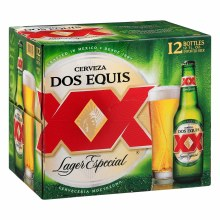 Dos Equis Lager 12pk Can