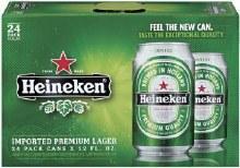 Heineken 24 Pk Can