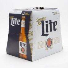 Miller Lite 12pk