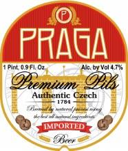 Praga Czech Pilsner