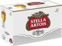 Stella Artois 18 Pk