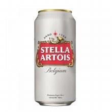 Stella Artois Single Can