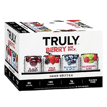Truly Spiked Berry 12pk