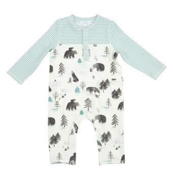 MAMA & CUB POCKET ROMPER