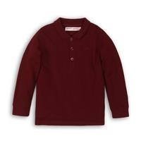 BASIC LONG SLEEVE POLO