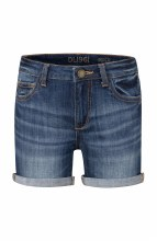 CUFFED SEALION SHORT 7 DENIM