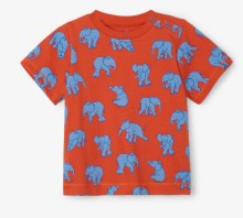 DANCING ELEPHANTS TEE