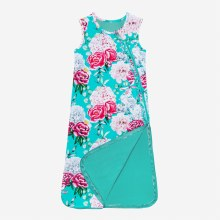 ELOISE SLEEVELESS RUFFLED SLEEP BAG 1