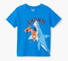 CHOMPING  SHARK TEE