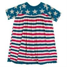 USA STRIPED DRESS