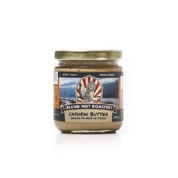 Island Nut Roastery Cashew Butter, 250g