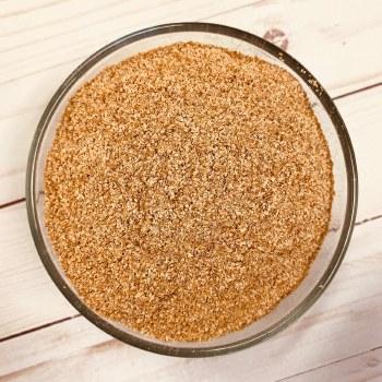 Organic Red Fife Wheat Bran