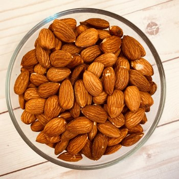 Roasted Almonds - Unsalted