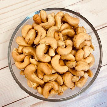 Roasted Cashews - Unsalted