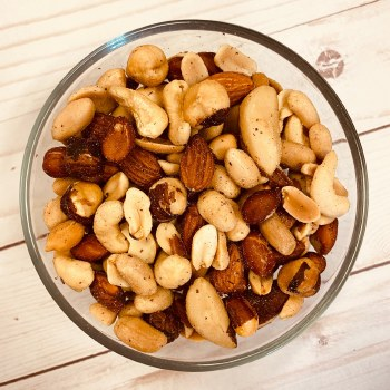 Mixed Nuts with Peanuts - Salted