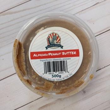 Island Nut Roastery Almond/Peanut Butter, 500g