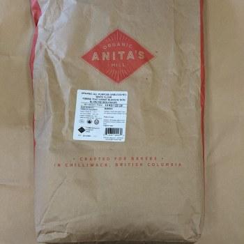 Anita's Organic White Flour, 10kg