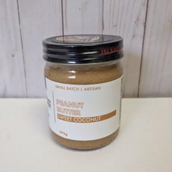 Sweet Coconut Peanut Butter, 375g
