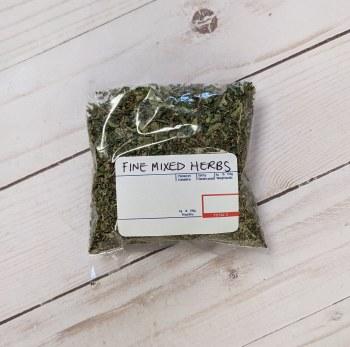 Fine Mixed Herbs