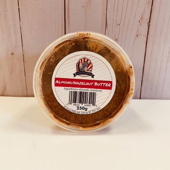 Island Nut Roastery Almond/Hazelnut Butter, 250g