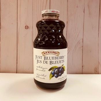 Knudsen Just Blueberry Juice, 946mL