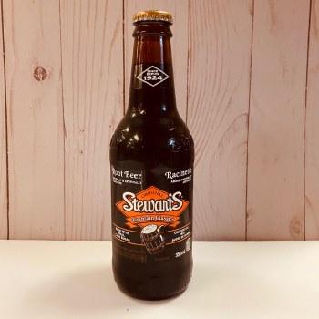 Stewart's Soda - Root Beer, 355mL