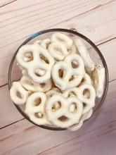 Yogurt Pretzels