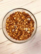 Date & Orange Baked Muesli, Bulk