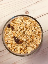 Traditional Muesli
