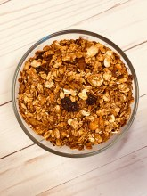 Baked Muesli, Almond and Raisin, Bulk