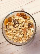 Deluxe Fruit & Nut Muesli