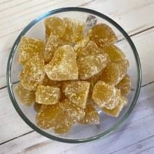 Mild Crystallized Ginger Chunks