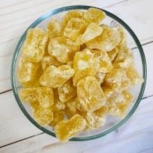 Australian Crystallized Ginger Chunks