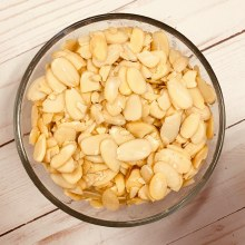 Flaked Blanched Almonds