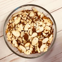 Flaked Natural Almonds