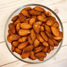 Roasted Almonds - Salted