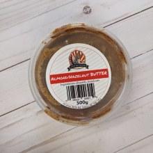 Island Nut Roastery Almond/Hazelnut Butter, 500g