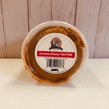 Island Nut Roastery Almond/Peanut Butter, 250g