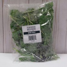 Baby Kale Mix - Organically Grown in Saanich