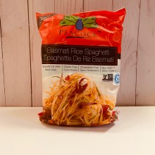 Peacock Basmati Rice Spaghetti, 200g