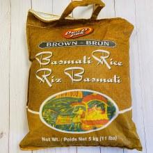 Brown Basmati Rice, 5kg