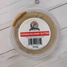 Island Nut Roastery Almond/Cashew Butter, 250g