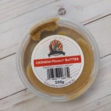 Island Nut Roastery Cashew/Peanut Butter, 250g