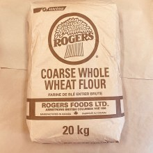 Coarse Whole Wheat Flour, 20kg