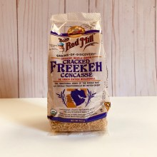 Organic Cracked Freekeh, 453g