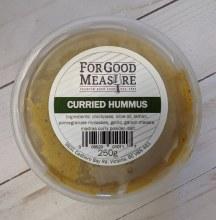 Curried Hummus, 250g