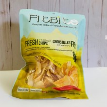 Cassava Chips - Spicy, 100g